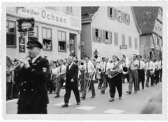Festumzug in Kirchheim