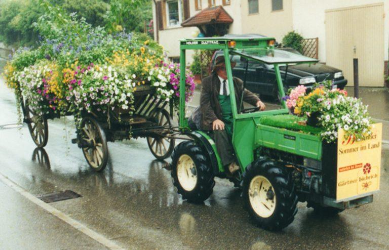 Gärtnerei Liebrich