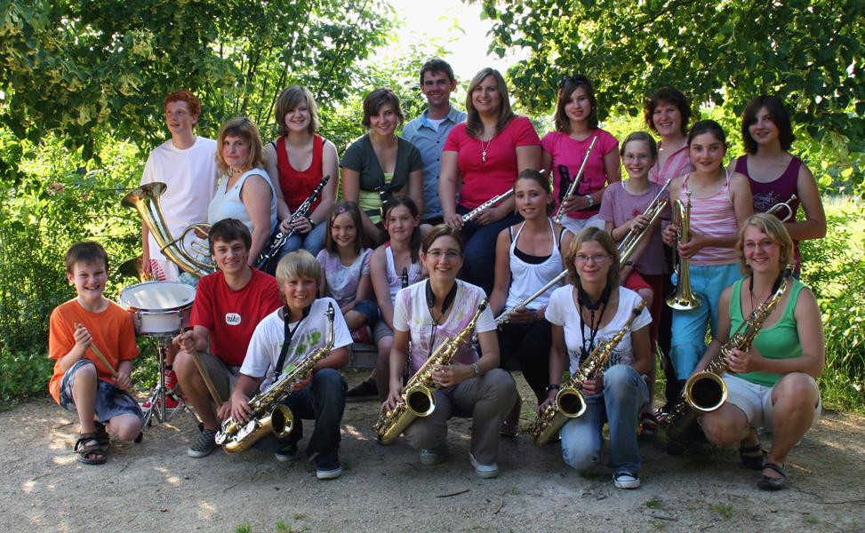 2009:  Gruppenaufnahme