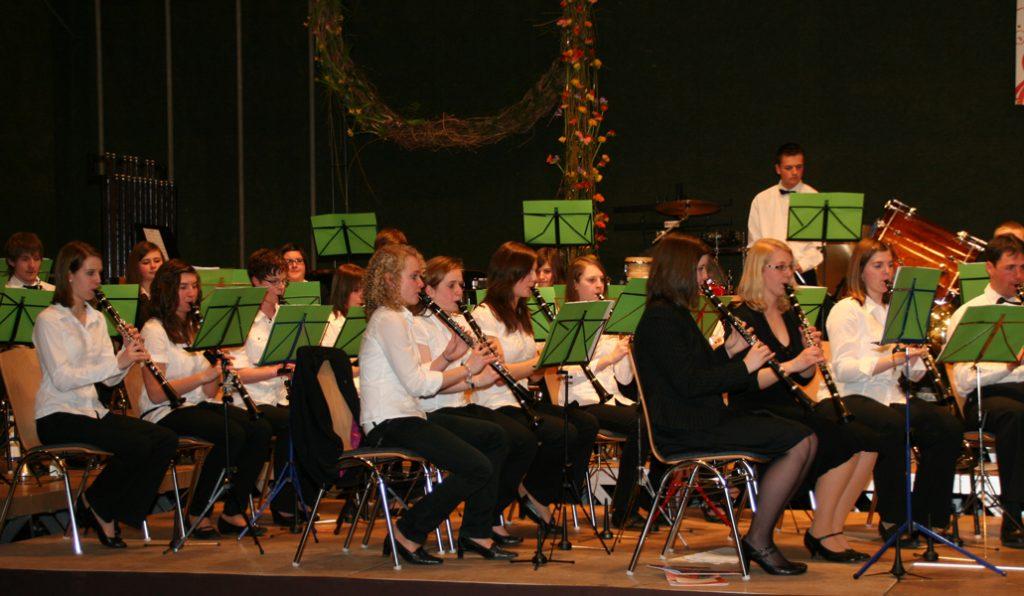 Das Holzregister in Concert