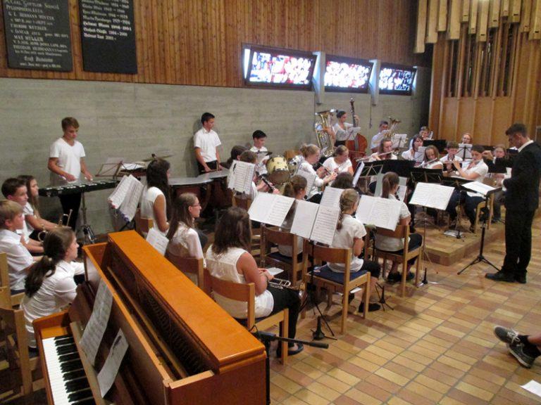 Sommer-Concertino der MVH-JuKa