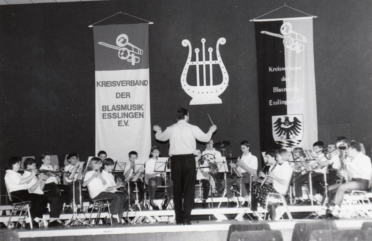 JuKa beim Jugendkritikspiel 1994 in Holzmaden